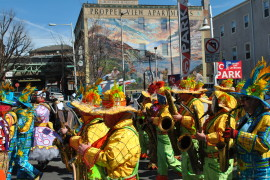 The Mummers Parade: What the hell is a Mummer?