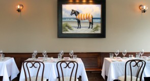 The Diving Horse reopens with new executive chef