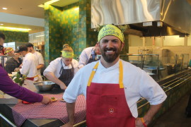 Great Chefs raised over $800K for Alex's Lemonade Stand Foundation and Vetri Foundation for Children