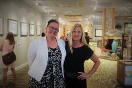 The Art of John Lennon at Stone Harbor's Ocean Galleries Kicks Off