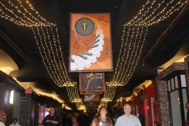 Check out the VIP Grand Opening of T Street at The Playground in Atlantic City, N.J.