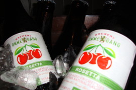 Meet Rosetta, Ommegang Brewery's New Cherry Lambic