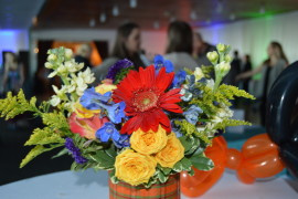 Jessie's Day Fundraiser Packs Independence Seaport Museum with Sea of Smiling Faces