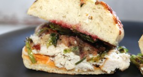 Taste Thanksgiving Season in One Bite with Di Bruno Brother's The Leftover Sandwich