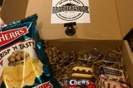 The Brotherly Box Debuts Your Favorite Nostalgic Philly Foods