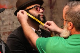 No Shave November Gets Hairy with Luksusowa Vodka and PYT at Fillmore