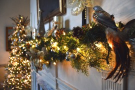 Catch Some Contagious Holiday Cheer in Fairmount Park with Historic Houses, Mansions