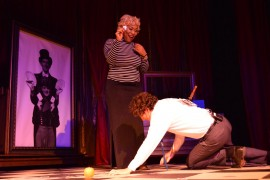 Philly Magicians Making Crowd Gasp at Society Hill Playhouse