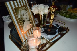 Go Back to Old Hollywood Glam Decadence with Cescaphe Event Group and Diner En Blanc at Water Works