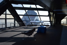 Get Your Panoramic Top Floor View of Philly at One Liberty Observation Deck