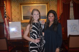 Chloe Johnston Takes Tastebuds on a Journey Through Regions of France with Wine Tasting at Union League