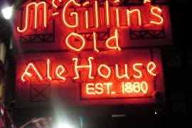 Philly's Oldest Tavern Continues Tasty Tradition of Nosh, Drink at McGillin's Old Ale House