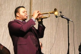 Jumaane Smith Wows Crowd at Barnes Foundation's First Friday Event, Affairs of the Art