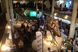 Dinosaur Bones and Big Eats at the Philadelphia Restaurant Festival
