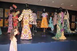 Museum's Art Splash Opens in Unison with Creative Africa Exhibit