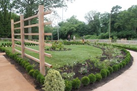 Bartram's Garden: Philly's Only 19th Century Flower Oasis