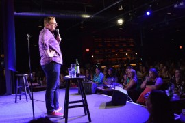 Former Buzzfeed Comedian Matt Bellassai Slays at Punch Line Philly Comedy Club