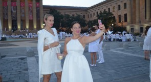Dîner en Blanc Steps Up Fifth Anniversary to Art Museum