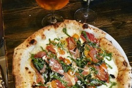 Capofitto: Pizzaria and Galeteria, A Philadelphian's Summer Nights Dream