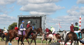Songbird Captures Cotillion, Collect Wins PA Derby at Parx