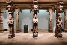 Art Museum's Refreshed South Asian Galleries Open to Public