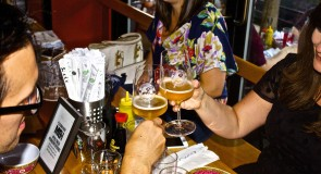 Brooklyn Brewery Invades Bing Bing Dim Sum for Philly Mash