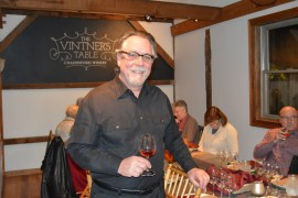 Chaddsford Winery Delves into Wine Pairing Dinners with The Vitner's Table