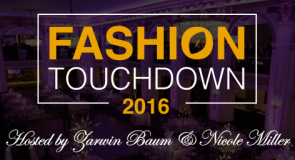Zarwin Baum's Fashion Touchdown Raises over $130,000 for Big Brothers Big Sisters