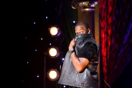 Find Out Where SNL Comedian Jay Pharoah Eats Cheesesteaks During PunchLine Philly Comedy Tour