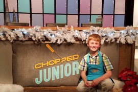 Look Out Philly Chefs, Local Culinary Kid Kills It on Chopped Junior