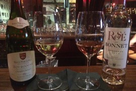 French Wine Dinner at Lou Bird's Full of Great Food, Company and All The Wines