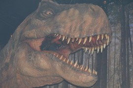 Jurassic World: The Exhibition at The Franklin Institute a Fun Film Throwback