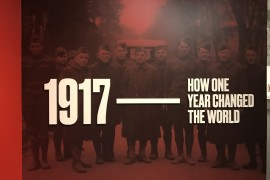 American Jewish History Museum Debuts Impactful Exhibit '1917: How One Year Changed the World'