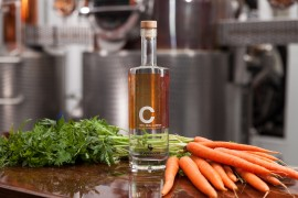 Boardroom Spirits Distillery Launches 'C' Made Entirely from Raw Carrots at Aldine