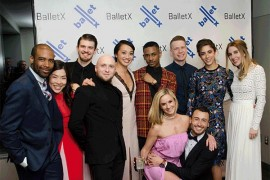 Ballet X 2017 Premier Party Dances for Donors at Sky Philadelphia