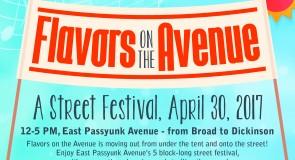 Full Breakdown of Flavors on the Avenue Street Festival Featuring 27 Award-Winning Restaurants
