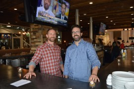 Piazza Gains Solid Urban Village Brewery with Killer Fresh Food