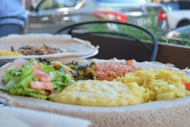 Era Ethiopian Bar and Restaurant Expands to Breezy Sidewalk Cafe