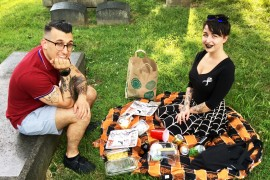 Hot Time in the City at Laurel Hill Cemetery's 'Soulstice' Fundraiser