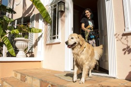 Get Your First Walk Free with On-Demand Dog Walking App Wag!