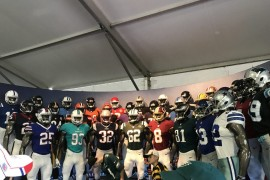 Experiencing NFL Draft 2017 as a Philadelphia Volunteer