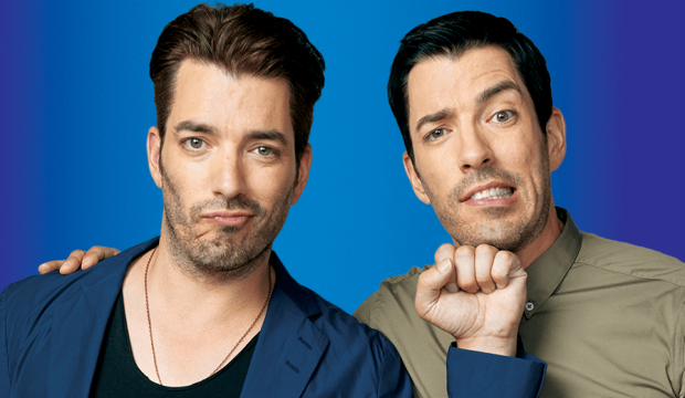 """HGTV's The Scott Brother's Hit Merriam Theater for """"An All Out Party with 2,000 of Their Best Friends"""""""