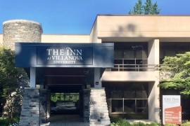 The Inn at Villanova: Brainstorm and Stay the Nova Way at New Hotel