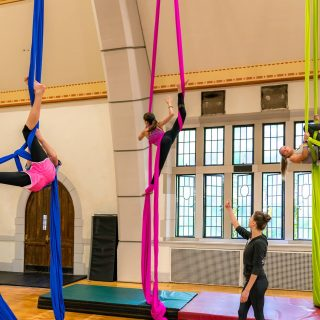 Exercise Like an Acrobat at the Philadelphia School of Circus Arts