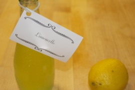 Discover the Fine Art of Making Limoncello While Eating Amazing Italian Food at Osteria