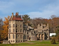 Visit the Eccentric Fonthill Castle Built Out of Cement and Trash in Bucks County, PA