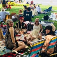 Deco on the Delaware: Picnic in Roaring 20's Fashion at Glen Foerd Mansion in Philadelphia, PA