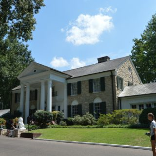 Elvis Presley's Graceland in Memphis, Tennessee Shows the King's Impressive Wealth