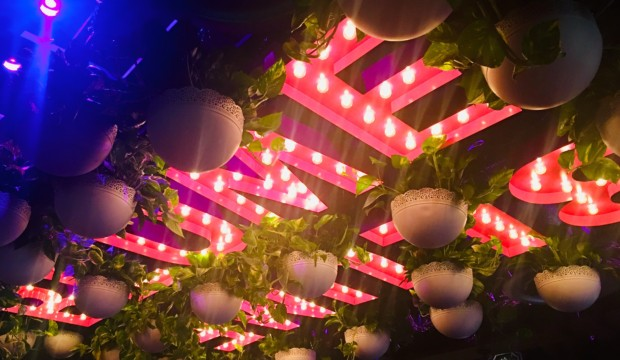 Philly Restaurant and Bar BLUME Blooms at VIP Preview Party