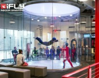 Fulfill Your Flying Squirrel Fantasies with iFLY Indoor Skydiving